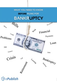 online magazine - What You Need To Know  Before Filing For  Bankruptcy