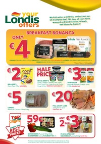 online magazine - Londis Special Offers 22nd July - 11th August