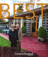 online magazine - BEST FINE HOMES - Summer 2013