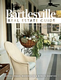 online magazine - Bartlesville Real Estate Guide August 15-31 Issue