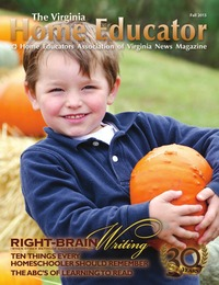 online magazine - Virginia Home Educator 19-3