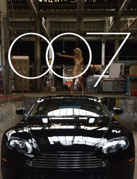 online magazine - 007 JAMES BOND PHOTO SHOOT - 2013 Edition