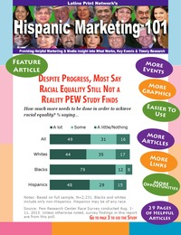 online magazine - Hispanic Marketing 101, 8.27.13