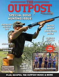 online magazine - The Outpost Magazine Y2V3