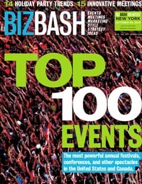online magazine - BizBash Fall 2013 Miami/Florida Edition