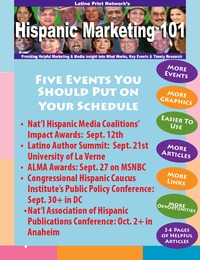online magazine - Hispanic Marketing 101, 2013 9.11
