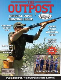 online magazine - The Outpost Huntin' Is Good! Version