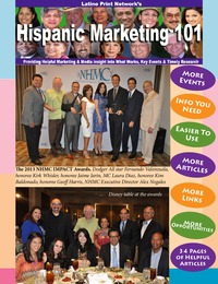 online magazine - Hispanic Marketing 101, 2013 9.20