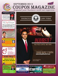 online magazine - IS Coupon Magazine September 2013