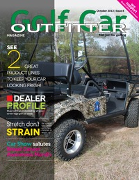 online magazine - Golf Car Outfitter | Issue 6/October 13