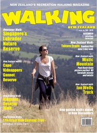 online magazine - Walking New Zealand 190November 2013