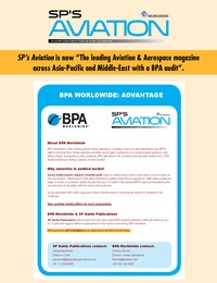 online magazine - SP's Aviation - BPA Worldwide Flyer