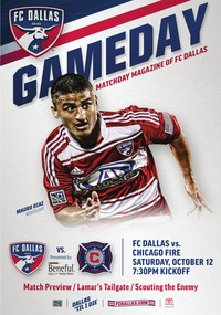 online magazine - FC Dallas vs. Chicago Fire