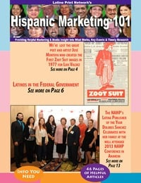 online magazine - Hispanic Marketing 101, 2013 10.11