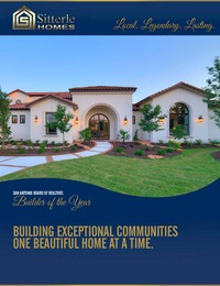 online magazine - Sitterle Homes Guide to Living in San Antonio