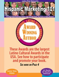 online magazine - Hispanic Marketing 101, 2013 10.21