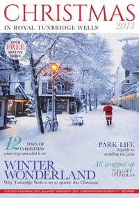 online magazine - Tunbridge Wells Christmas Guide 2013