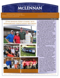 online magazine - MCC Foundation Fall 2013 Newsletter