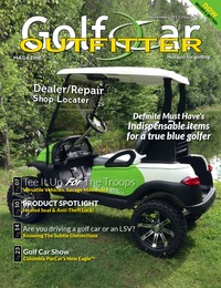 online magazine - Golf Car Outfitter | Issue 7/November 2013