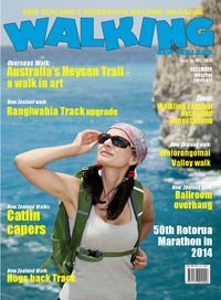 online magazine - Walking New Zealand 191 September 2013