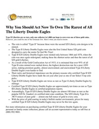 online magazine - Why You Should Act Now To Own The Rarest of All The Liberty Doubl