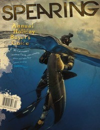 online magazine - Spearing Magazine V6.4 Holiday Buyers Guide