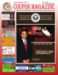 online magazine - IS Coupon Magazine December  2013