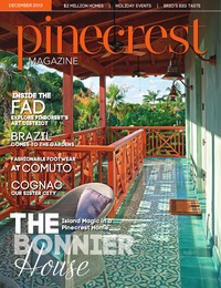 online magazine - Pinecrest Magazine December 2013