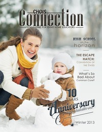 online magazine - CHOIS Connection Winter 2012 Issue