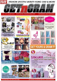 online magazine - GetNGram Philippines Decceember 2013--January2014