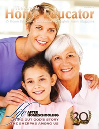 online magazine - The Virginia Home Educator Issue 19-4
