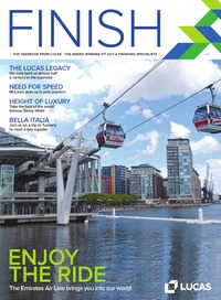online magazine - FINISH - The Yearbook from Lucas