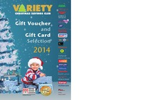 online magazine - Variety Christmas Savings Club