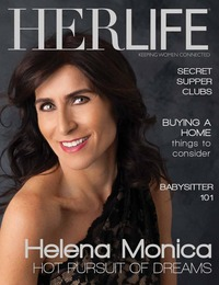 online magazine - Herlife Magazine Central Valley January 2014 Edition