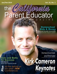 online magazine - California Parent Educator January 2014