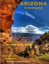 online magazine - Arizona Dimensions