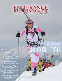 online magazine - January/February Edition of Endurance Racing Magazine