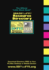 online magazine - SRA/50PlusFYI® Resource Directory 2016