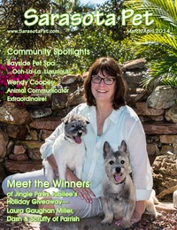 online magazine - March/April 2014 Issue of Sarasota Pet