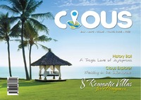 online magazine - Cious Bali | 8 Romantic Villa's for Honeymoon in Bali , Vol.14