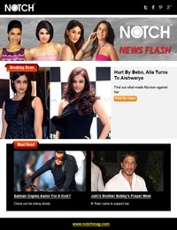 online magazine - Notch News Flash 12 March 2014
