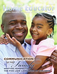 online magazine - The Virginia Home Educator Issue 20-1