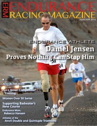 online magazine - ERM March/April Issue Featured Endurance Triathlons