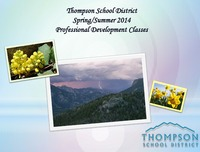 online magazine - Spring/Summer 2014 Professional Development Catalog