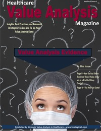 online magazine - Healthcare Value Analysis Magazine | Volume 2 Issue 1
