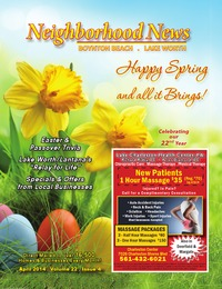 online magazine - Neighborhood News-April 2014