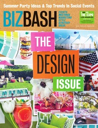 online magazine - BizBash Spring 2014 Washington DC