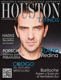online magazine - HOUSTON Latinos Magazine - April 2014 - Digital Edition v2