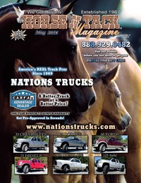 online magazine - Horse 'N Tack May 2014