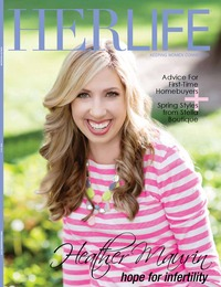 online magazine - Herlife Magazine Central Valley May 2014 Edition